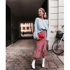 Новый тренд: светлая обувь. С чем носить?