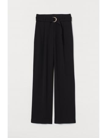 Брюки H&M 36, черный (47003)