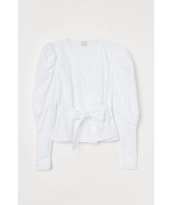 Блуза H&M, білий (57882)