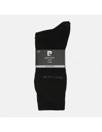 Носки (2 пары) Pierre Cardin 43 44, черный (54682)