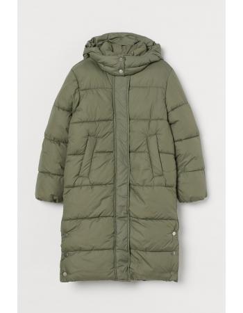 Куртка H&M 164см, светло зеленый (59962)