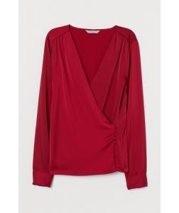 Блуза H&M, червоний (55897)