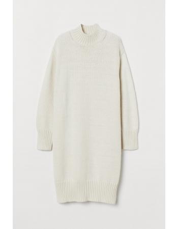 Платье H&M M, белый (60287)