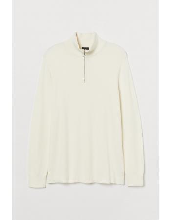 Джемпер H&M L, белый (53159)