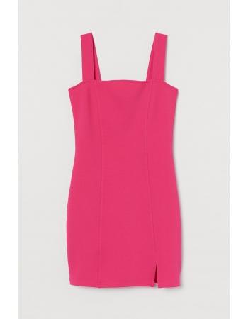 Платье H&M M, розовый (56727)