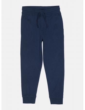 Спортивні штани H&M 140см, темно синій (50894)