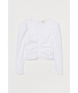 Блуза H&M, білий (48451)