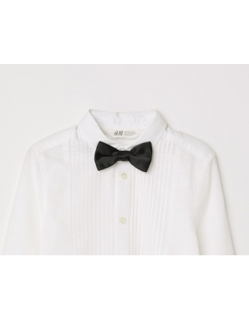 Бабочка H&M One Size, черный (50371)