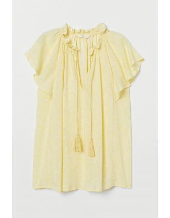 Блуза H&M 38, жовтий кольори (59145)