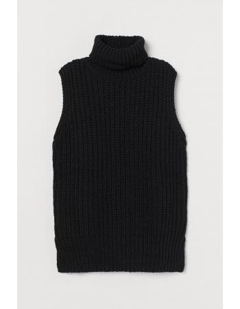 Жилет H&M S, черный (59876)