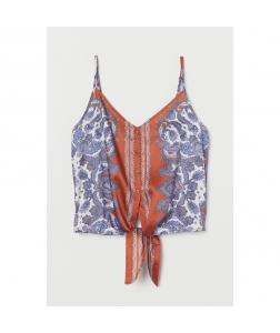 Блуза H&M, комбінований (38377)