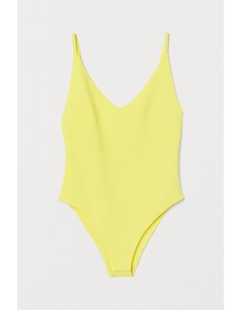 Боди H&M L, желтый (59528)
