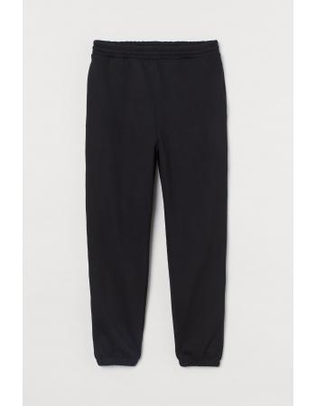 Спортивные брюки H&M M, черный (2007 9099242)