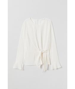 Блуза H&M, білий (48745)