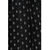 Платье H&M 44, черно белый узор (61786)