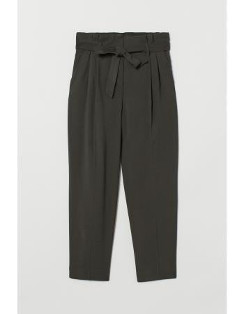 Брюки H&M 36, темно зеленый (39004)