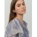 Блуза H&M 40, синий (7376309)