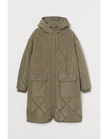 Куртка H&M M, хаки (60038)