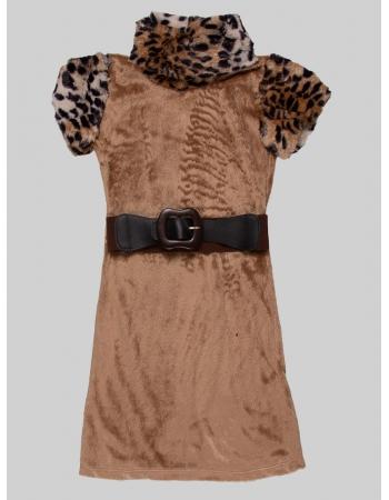 Платье Marions 158см, коричневый (33780)