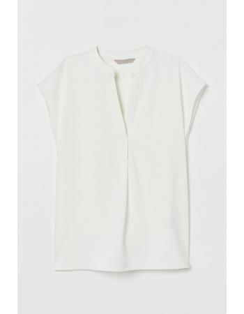 Блуза H&M 34, белый (58674)