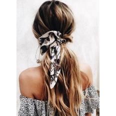 Топ-3 способа оригинально использовать повязку для волос