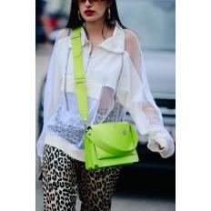 Тренд на неоновые цвета в одежде: как применить его в обычной жизни?