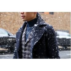 Как мужчине одеться стильно и тепло