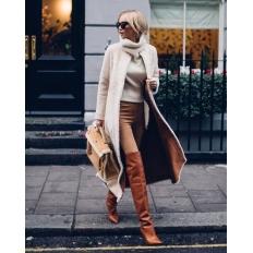Пальто vs куртка: баттл весенней одежды